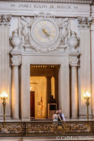 SF City Hall wedding photo (8)