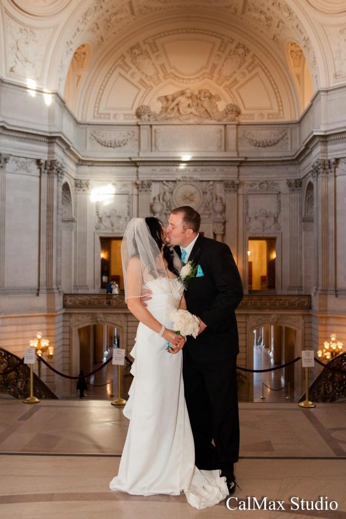 Sf City hall wedding photography-3